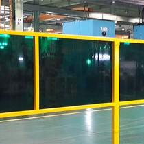 공장 용접 라인 칸막이